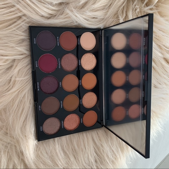 Morphe Night Master palette
